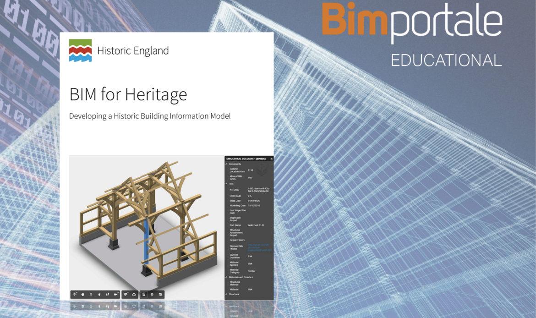 BIM for heritage: developing a historic building information model