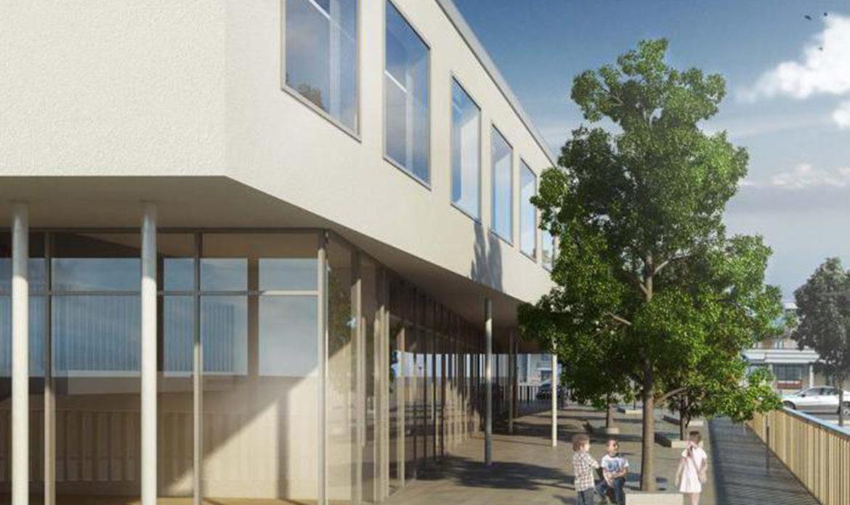 Nuova scuola a Sarezzo (BS) progettata da ATIproject