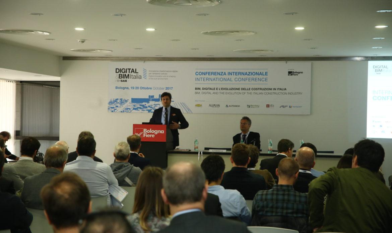Digital & BIM Italia 2019: il programma della Conferenza Internazionale
