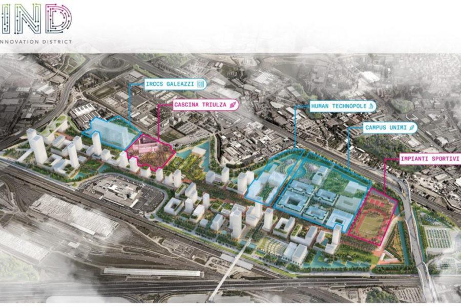 Il comune adotta il Piano di Intervento MIND-Milano Innovation District