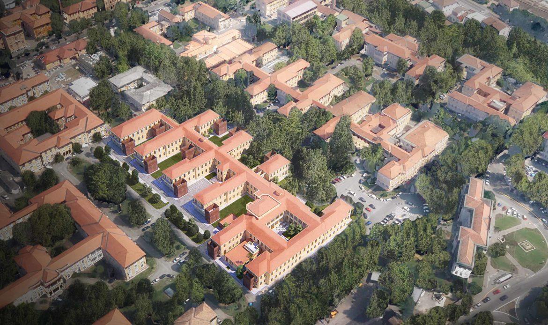 """Politecnica per il nuovo """"Campus della Salute"""" di Pavia"""