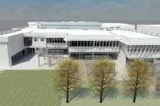 Nuova scuola Matteotti a Collegno