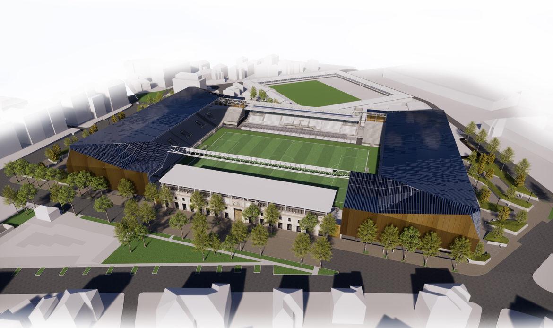Architetti A Bergamo restyling dello stadio di bergamo - bim portale