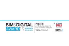 BIM&DIGITAL Award 19: ecco i finalisti