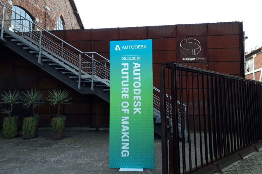 Autodesk, il tour Future of Making fa tappa a Milano