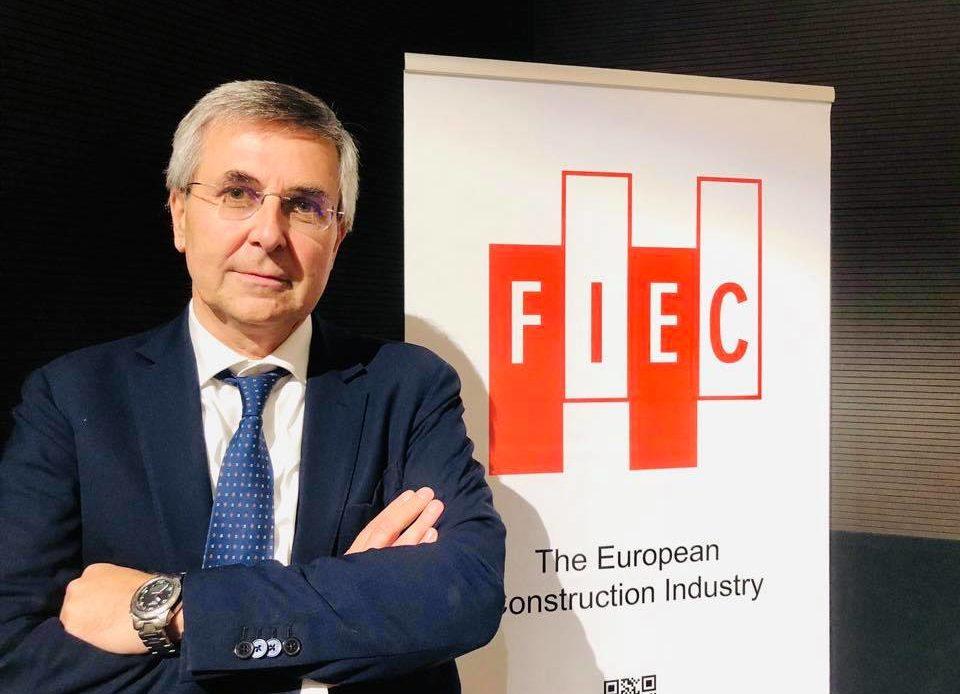 """Pietro Petrucco, l'Ance nomina un costruttore """"BIM"""" in Europa"""
