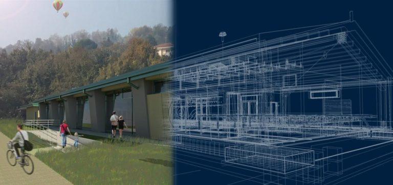 La nuova sala polifunzionale nZEB di Ternate: un esempio di innovazione e sostenibilità