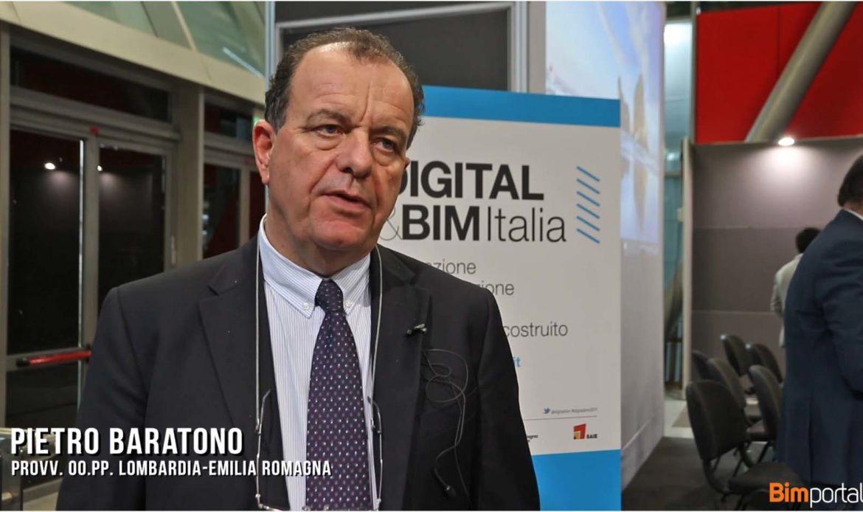 Video intervista a Pietro Baratono, Provveditore OO.PP. MIT