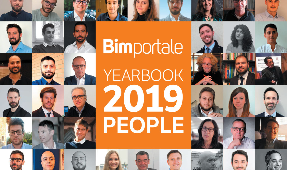 BIMportale Yearbook 2019 People