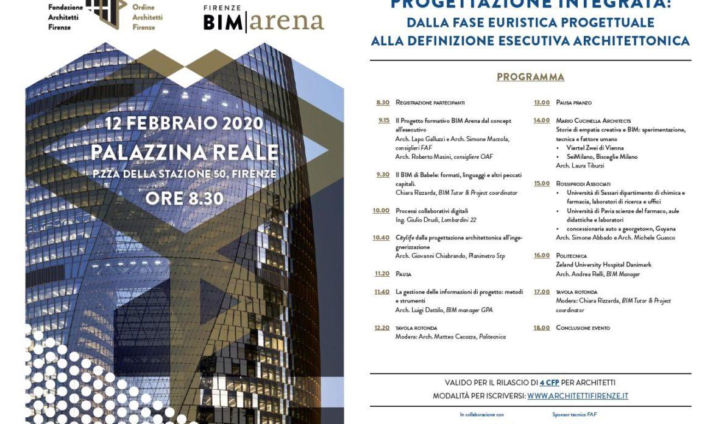BIM e progettazione integrata a Firenza