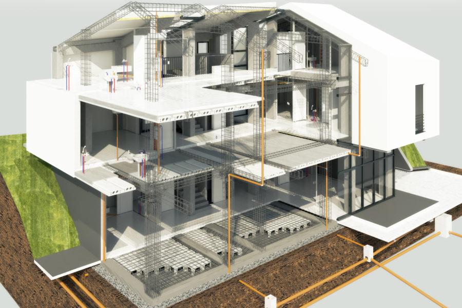 Riconversione a casa-famiglia di un edificio a Limbadi