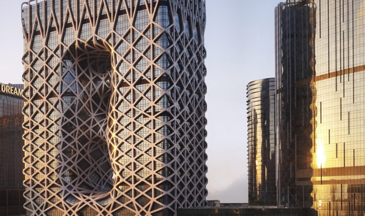 Il Morpheus di Zaha Hadid Architects vince l'International Award for Facade Engineering Excellence