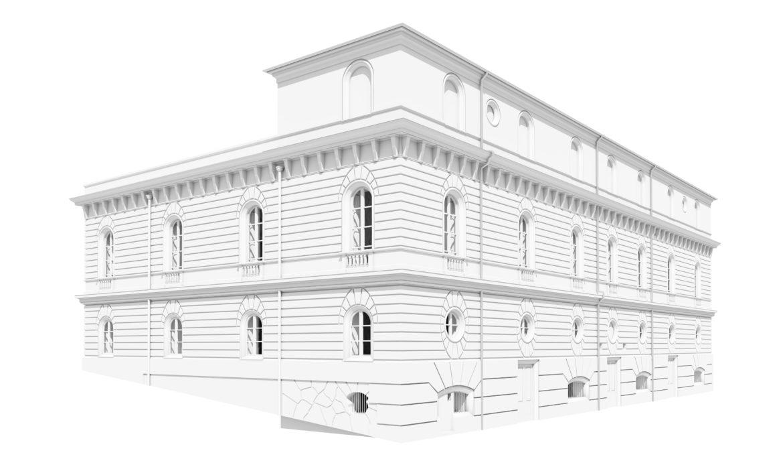 HBIM per Palazzo Gagliardi-de Riso di Vibo Valentia