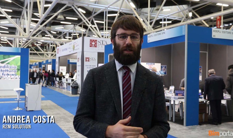 Videointervista a Andrea Costa e Mohamed Elagiry, R2M Solution