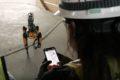 SpotWalk, il robot quadrupede che cattura le immagini a 360° in cantiere