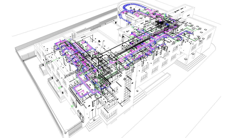 Riqualificazione edificio ex GIL a Mantova