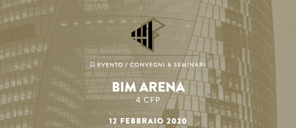 Al via Firenze BIM Arena, 5 incontri formativi sul BIM