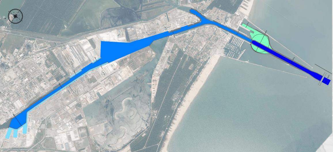 Il BIM nel bando di gara per l'Hub Portuale di Ravenna