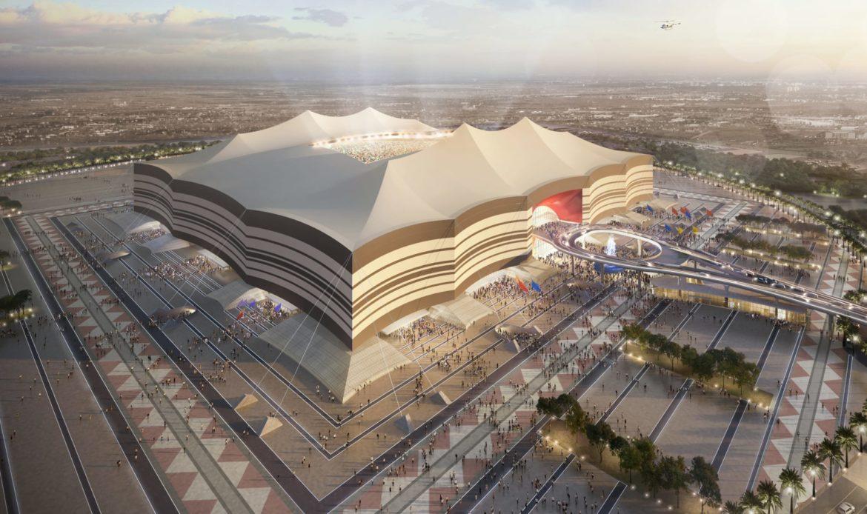 In BIM il nuovo stadio Al Bayt in Quatar