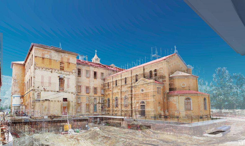 Residence Horti: Scan to BIM