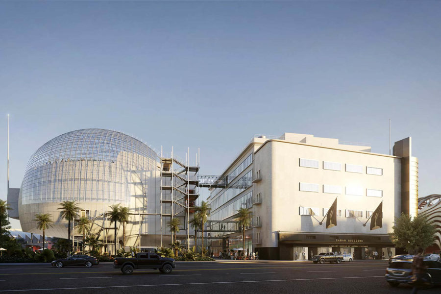 Academy Museum of Motion Pictures a Los Angeles