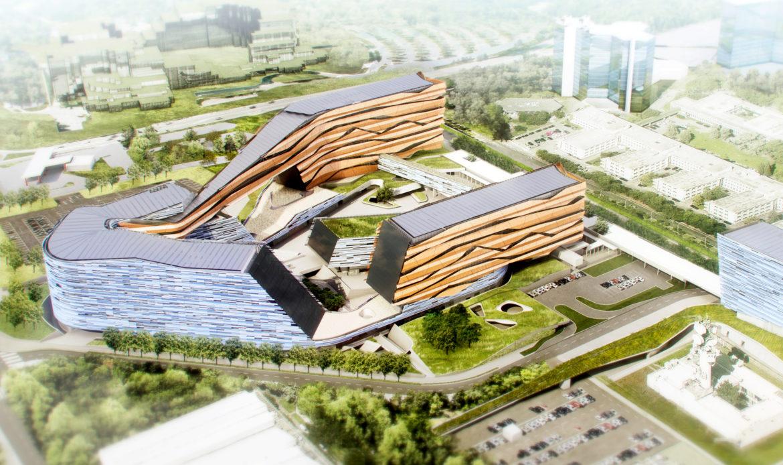 Nuovo Centro Direzionale ENI a San Donato Milanese