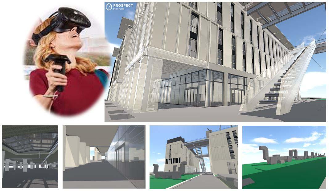 La realtà virtuale per la revisione progettuale di uno studentato a Firenze