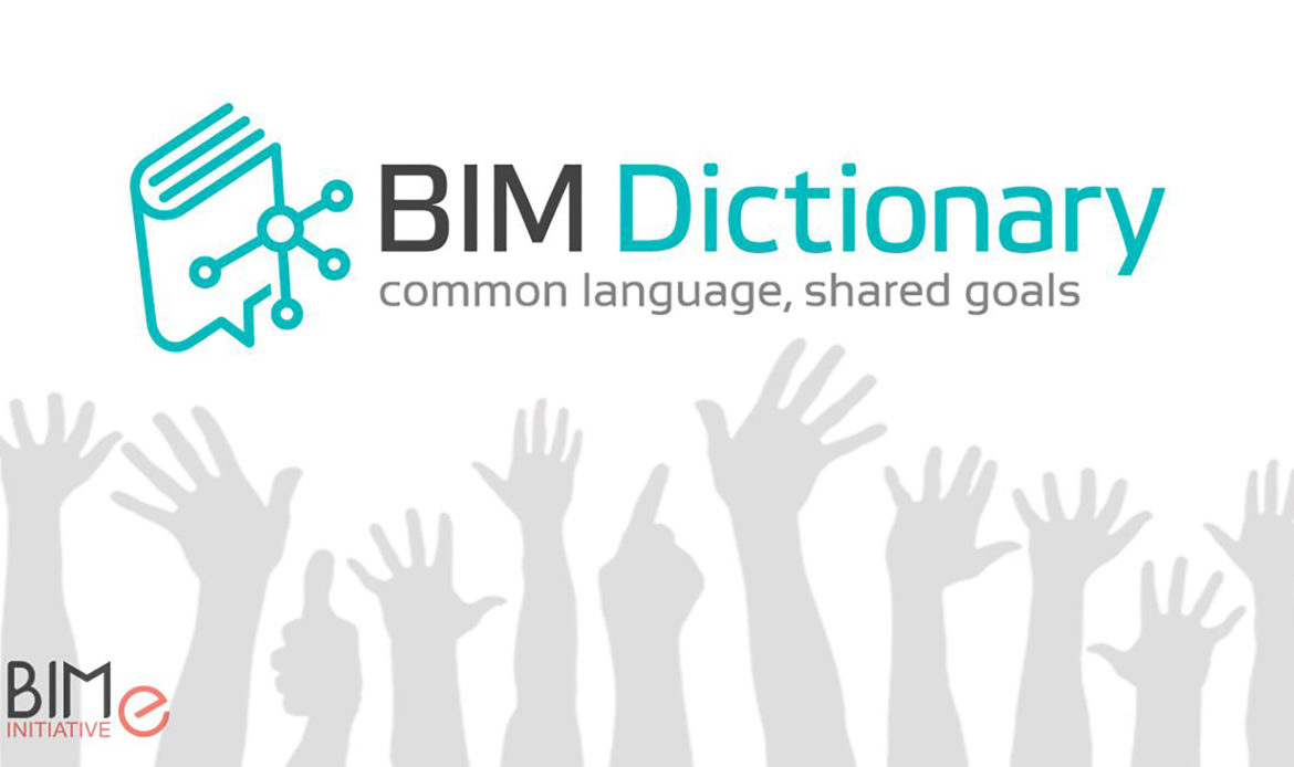 La pittaforma BIM Dictionary