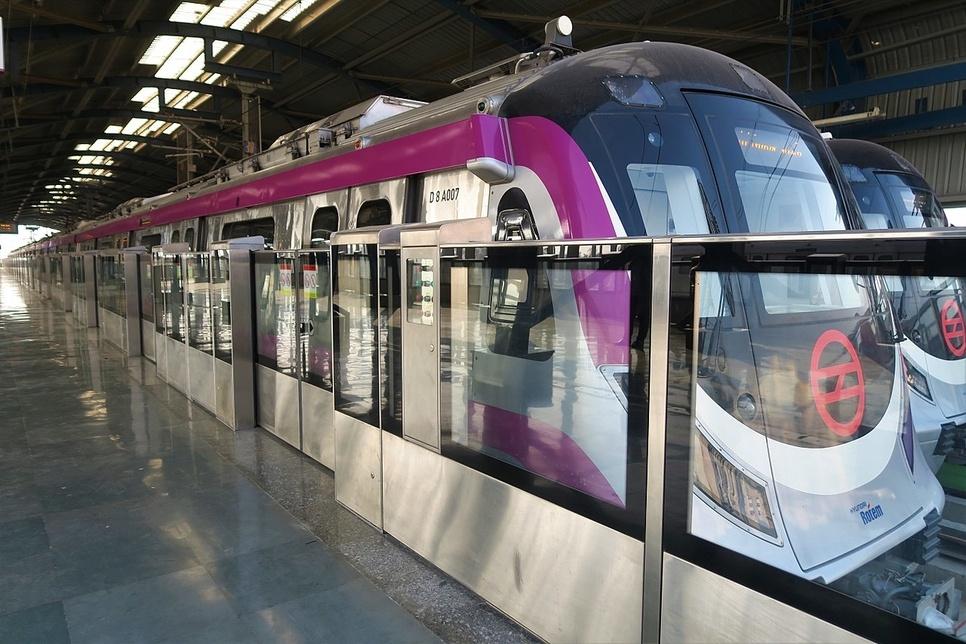 Finalizzato il progetto BIM della metro di Delhi