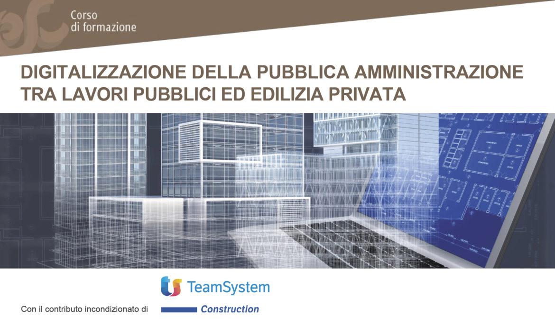 30 Aprile – Corso di formazione sulla digitalizzazione della pubblica amministrazione