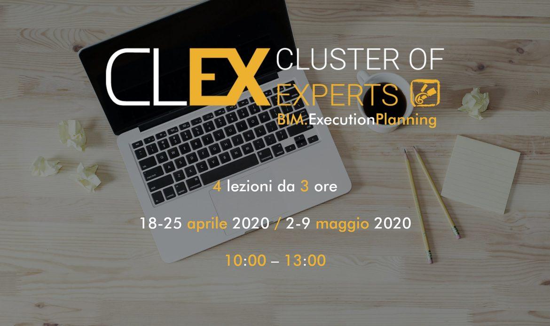 18 Aprile – A scuola di BIM Execution Plan con Clex Academy