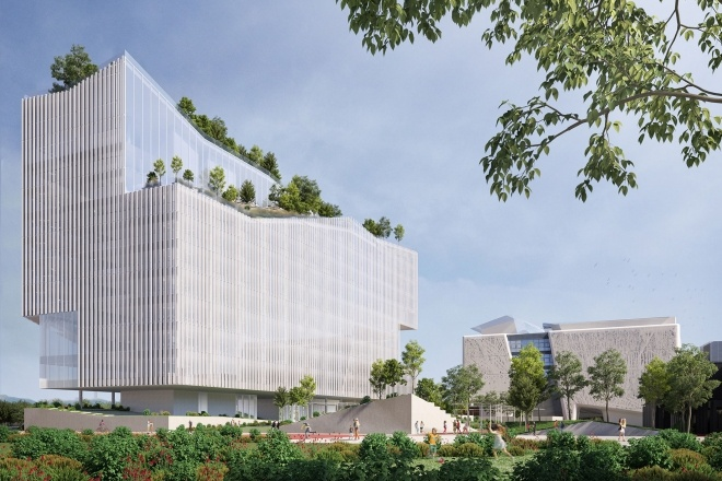 Svelato il progetto del Campus di Human Technopole