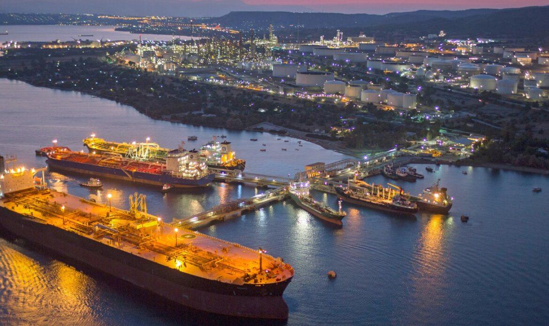 Il BIM di B1P Group per una nuova raffineria in Grecia