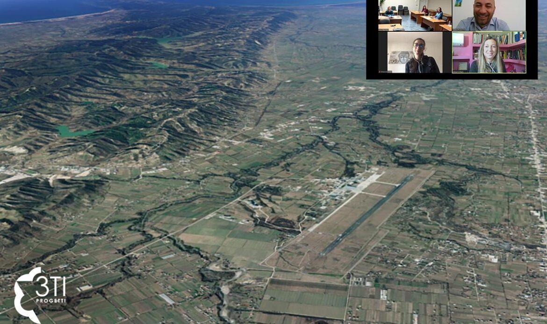 Il BIM di 3TI Progetti per l'aeroporto di Tirana