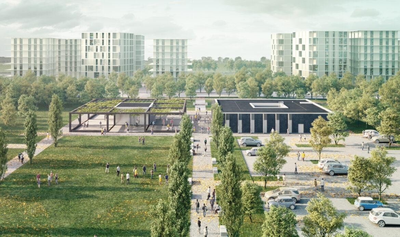 Centro multifunzionale CAM Milano