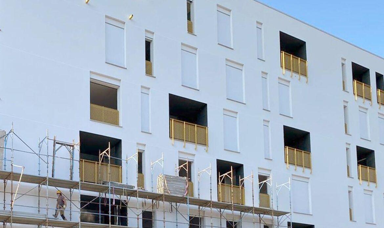 Aurora Milano, il cantiere BIM svela i primi edifici ultimati