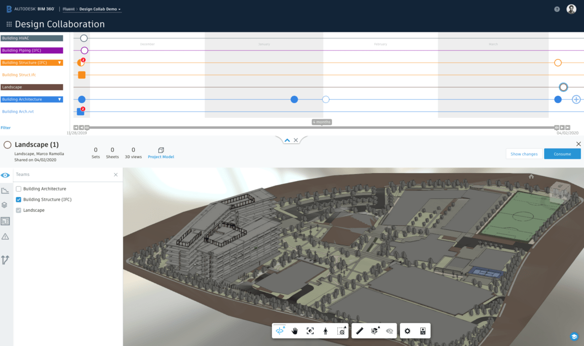 Autodesk conserva i dati di BIM 360 Design in un data center europeo