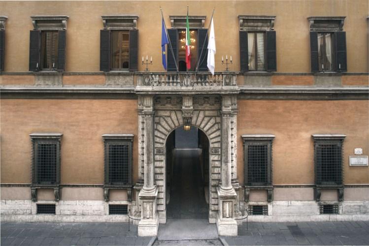HBIM per Palazzo Sciarra a Roma