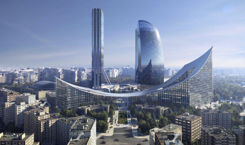 Manens-Tifs per il nuovo progetto BIG di CityLife