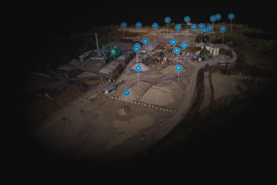 Primis Group: droni e software BIM per il monitoraggio cantieri