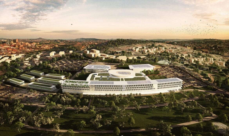 ISHU – International Specialized Hospital in Uganda
