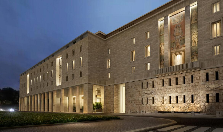 Il BIM nel nuovo Bvlgari Hotel Roma progettato da Antonio Citterio e Patricia Viel