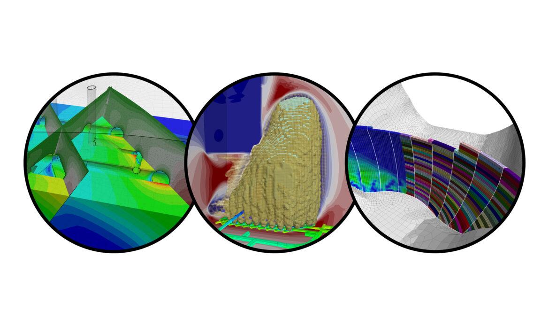 Applicazioni in ambito geomeccanico con Flac3D, 3DEC e PFC