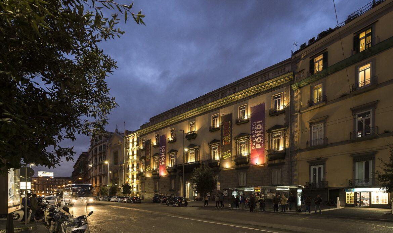 Napoli, bando BIM per il restauro di Palazzo Fondi Genzano