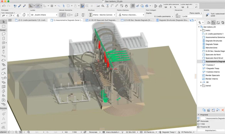 Dal BIM al VIM: gestione e manutenzione dell'edificio direttamente in ARCHICAD