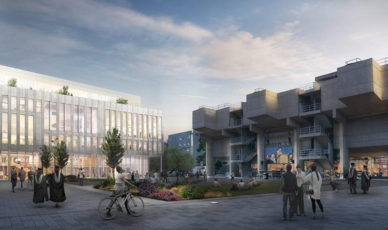 In BIM il progetto della Brunel University di Londra