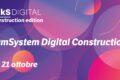 20-21 ottobre – Talks DIGITAL Construction Edition