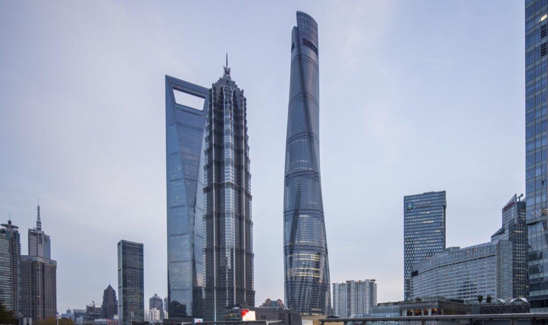Shanghai Tower, il BIM per il grattacielo più alto della Cina