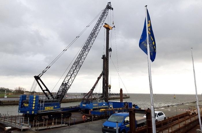 Helgolandkai: il BIM per la riqualificazione di un molo storico