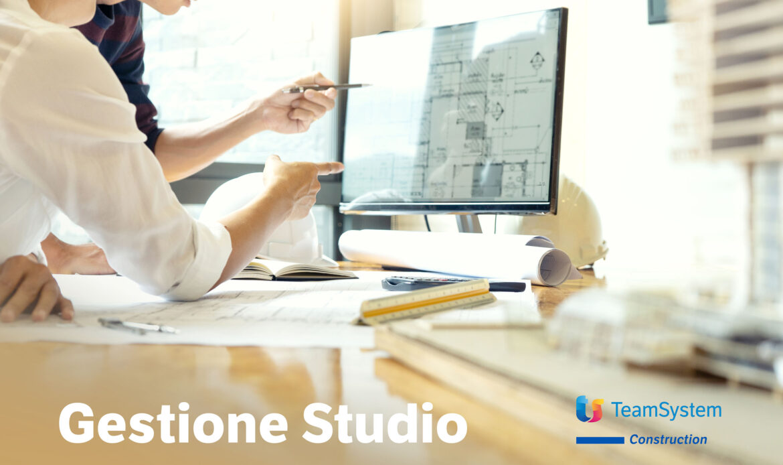 TS Gestione Studio, efficienza specializzata per progettisti e tecnici dell'edilizia